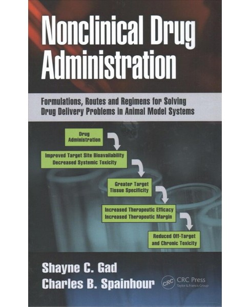 Nonclinical Drug Administration : Formulations, Routes and Regimens for Solving Drug Delivery Problems - image 1 of 1