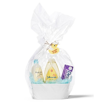 Johnson's Baby Gift Basket