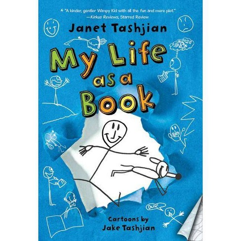 My Life as a Book - by  Janet Tashjian (Paperback) - image 1 of 1