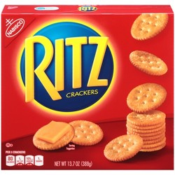 Nabisco Ritz Original Classic Crackers - 13.7oz