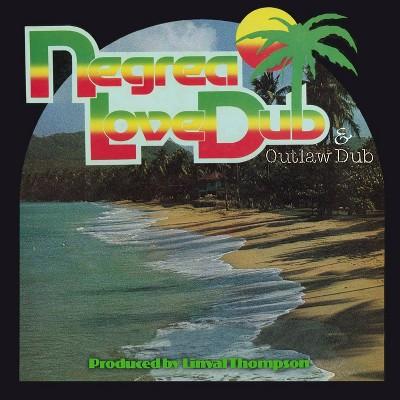 Thompson & revolutio - Negrea love dub-outlaw dub-2 original albums (CD)