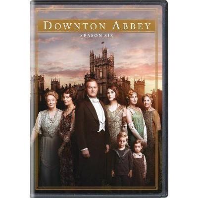 Downton Abbey: Season 6 (DVD)(2021)
