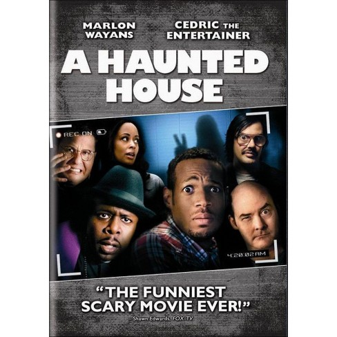 A Haunted House (dvd_video) - image 1 of 1