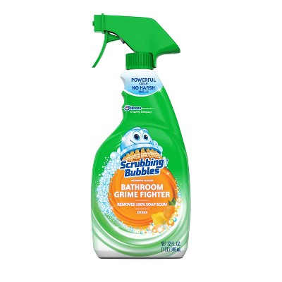 Scrubbing Bubbles Multi Surface Bathroom Cleaner - 32 fl oz