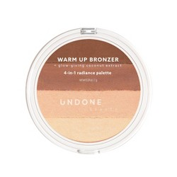 Curator Wet To Dry Eye Palette by Undone Beauty #20