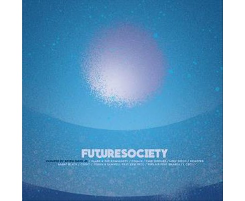 Various - Future society:Curated by seven davis (CD) - image 1 of 1