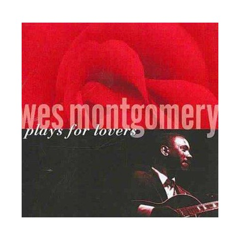Montgomery - Plays for Lovers (CD) - image 1 of 1
