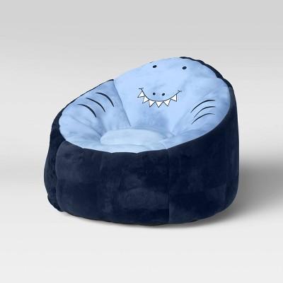 Shark Bean Bag Chair - Pillowfort™