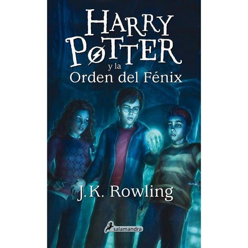 Harry Potter Y La Orden del F�nix / Harry Potter and the Order of the Phoenix - by  J K Rowling - image 1 of 1