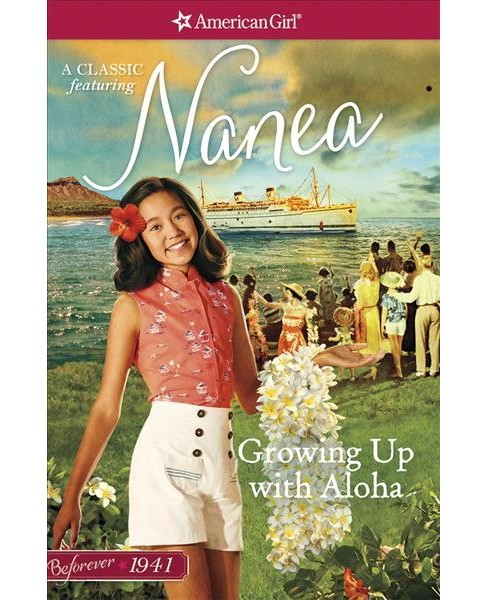Growing Up With Aloha (Paperback) (Kirby Larson) - image 1 of 1