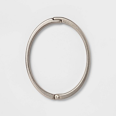 Rust Proof Oval Shower Ring - Threshold™