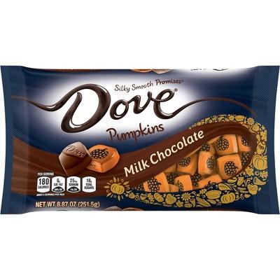 Dove Halloween Milk Chocolate Pumpkins - 8.87oz