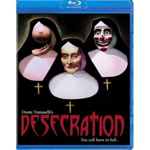 Desecration (Blu-ray) - image 1 of 1