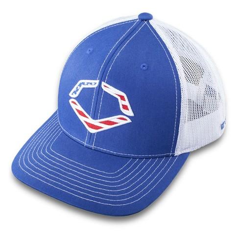Evoshield USA Logo Snapback Baseball Softball Trucker Hat   Target 3a34396024c6