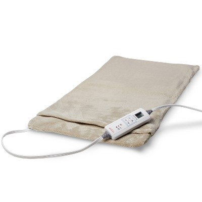 Sunbeam XXL Heating Pad with XpressHeat - Taupe