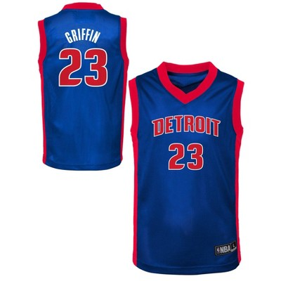 NBA Detroit Pistons Toddler Boys' Jersey