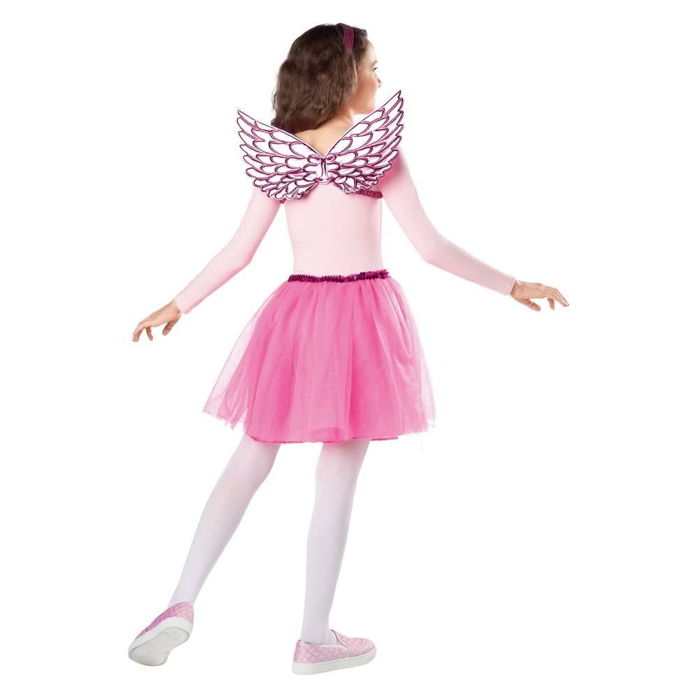 Halloween 2pk Girls' Shiny Wings Pink & Purple - Hyde and Eek! Boutique, Multi-Colored