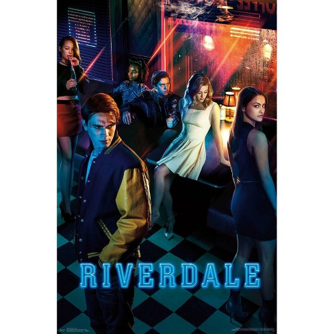 "34""x23"" Riverdale Key Art Unframed Wall Poster Print - Trends International - image 1 of 2"