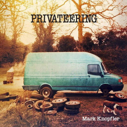 Mark knopfler - Privateering (CD) - image 1 of 1