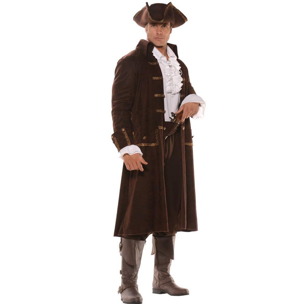 Adult Captain Barrett Standard Halloween Costume One Size