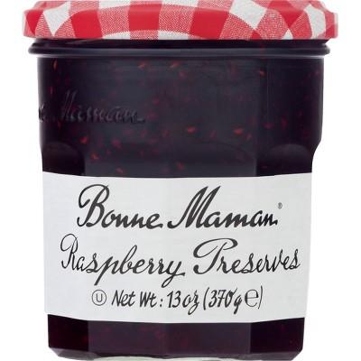 Bonne Maman Raspberry Preserves - 13oz
