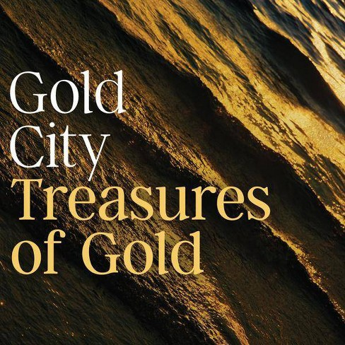 Gold City - Treasures Of Gold (CD) - image 1 of 1