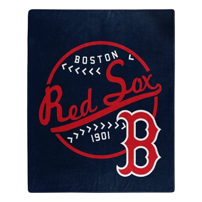 MLB Boston Red Sox Throw Blanket