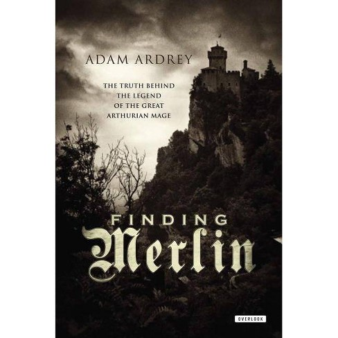 Finding Merlin - by  Adam Ardrey (Paperback) - image 1 of 1