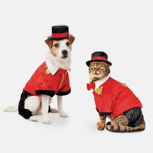 Ringmaster Dog and Cat Costume - Hyde & EEK! Boutique™ - image 1 of 4