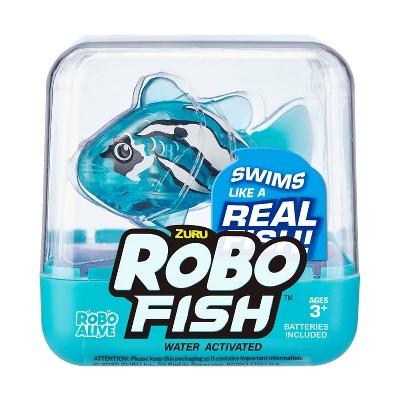 Robo Alive Robotic Fish - Teal