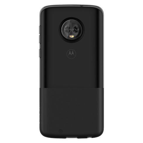 reputable site b9839 6206f Incipio Moto G6 NGP Case - Black