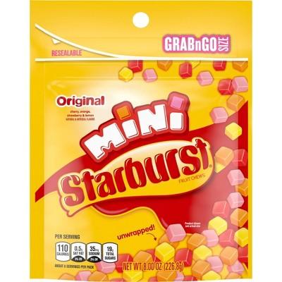 Starburst Minis Original Fruit Chews - 8oz