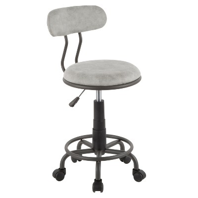 Swift Industrial Task Chair- LumiSource