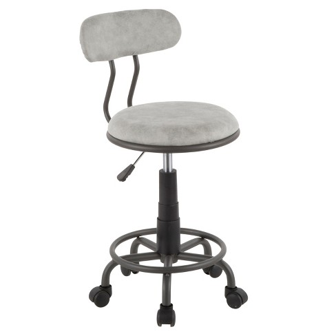 Swift Industrial Task Chair- LumiSource - image 1 of 4
