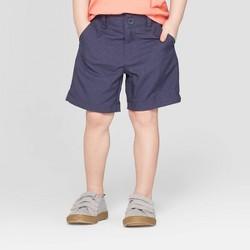 Toddler Boys' Quick Dry Chino Shorts - Cat & Jack™ Tonal Navy