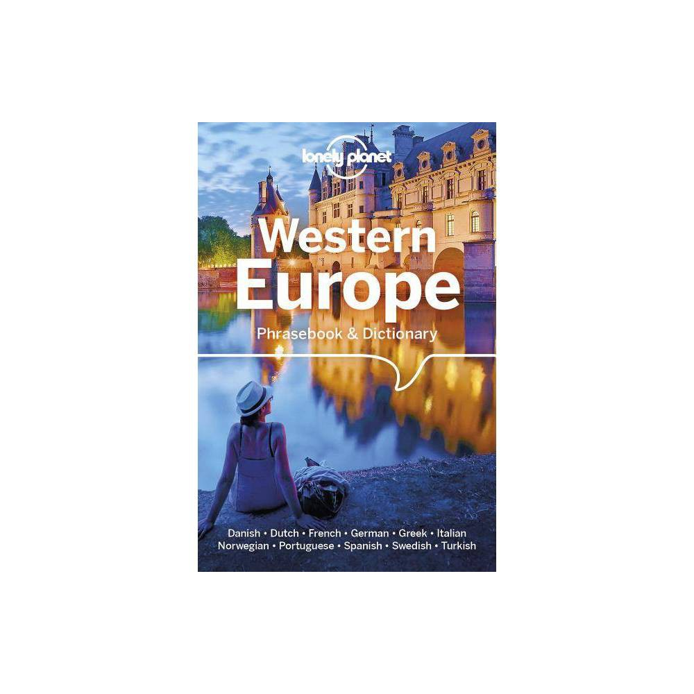 Lonely Planet Western Europe Phrasebook Dictionary 6th Edition Paperback