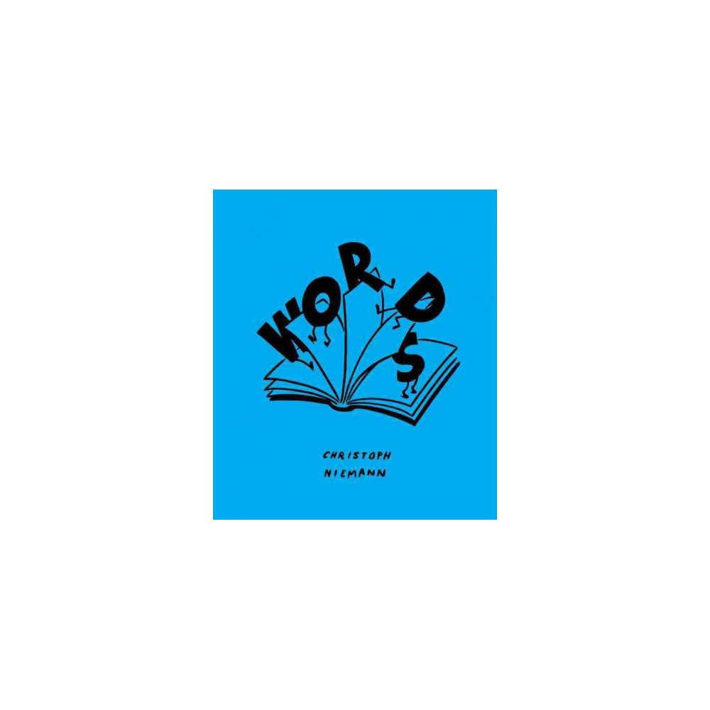 Words (Limited) (Hardcover) (Christoph Niemann)