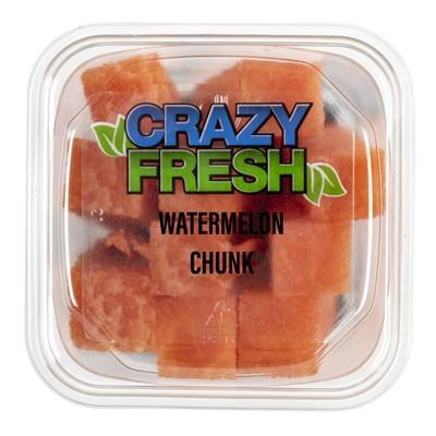 Crazy Fresh Watermelon Chunks - 15oz