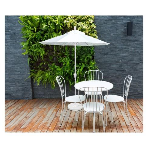 bbe30ecf3b3c 7.5' Aluminum Push Tilt Patio Umbrella - California Umbrella