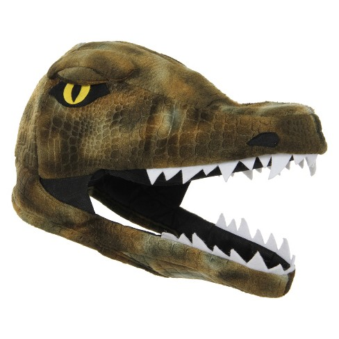 Alligator Plush Costume Hat - Hyde and Eek! Boutique™ - image 1 of 2