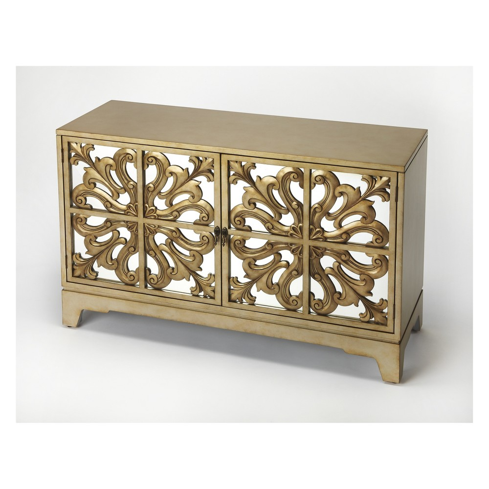 Butler Specialty Aphrodite Champagne Sideboard Cosmopolitan