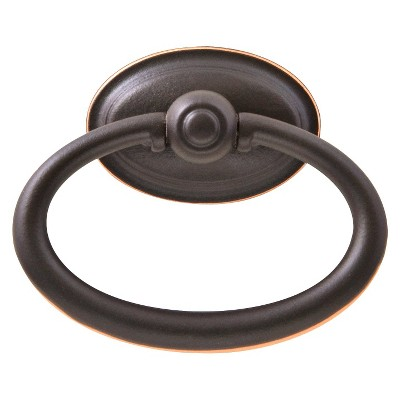 Sumner Street 4 PC Oil-Rubbed Bronze Ring Pull