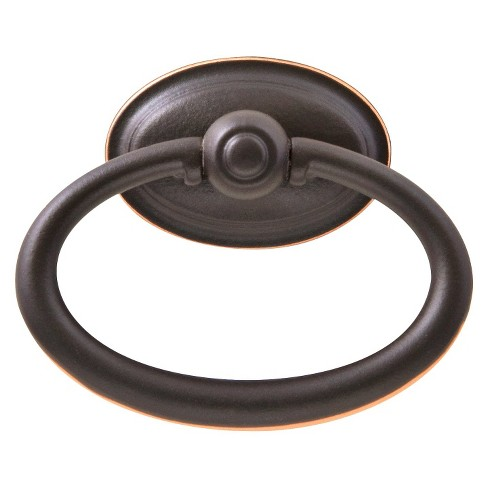 Sumner Street 4 Pc Oil Rubbed Bronze Ring Pull