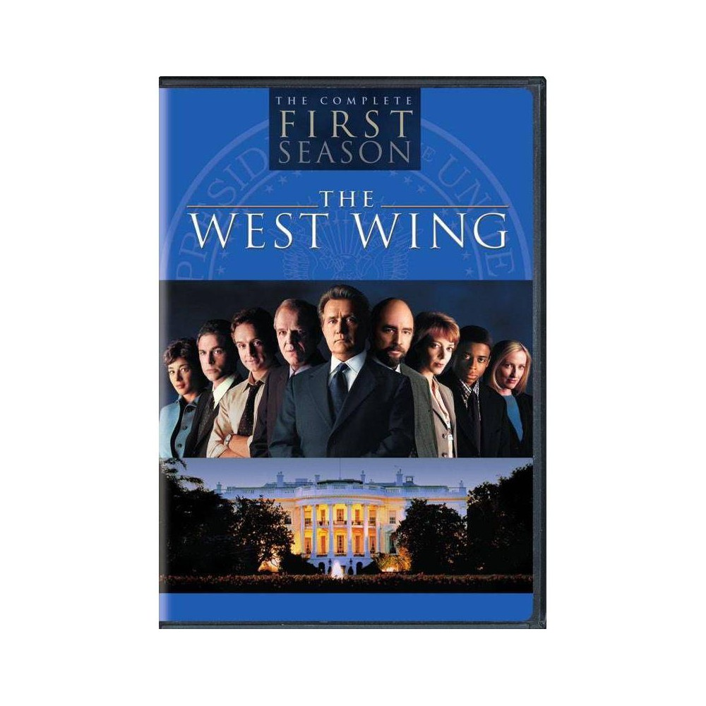The West Wing The Complete First Season Dvd 2018