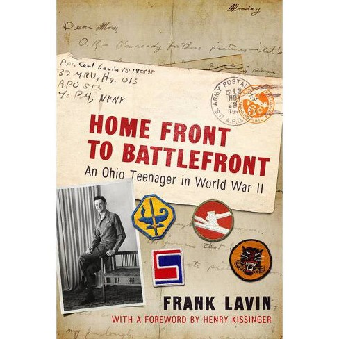 Home Front to Battlefront - (War and Society in North America) by  Frank Lavin (Hardcover) - image 1 of 1