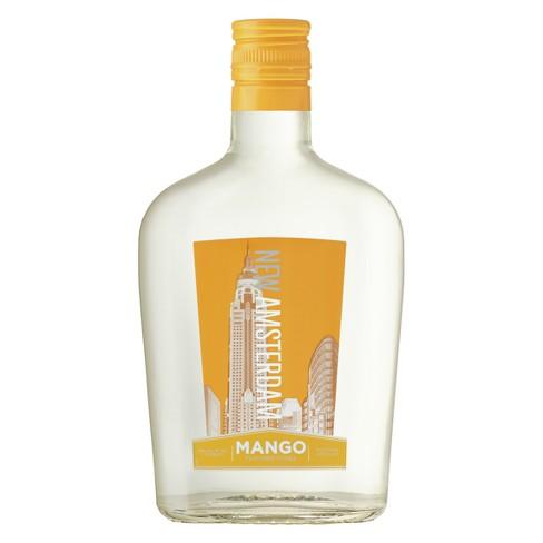 New Amsterdam Mango Flavored Vodka - 375ml Bottle - image 1 of 1