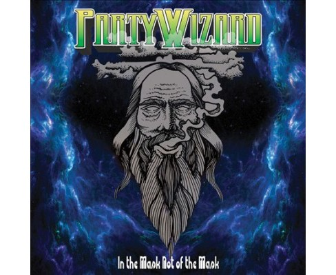 Partywizard - In The Mask Not Of The Mask (Vinyl) - image 1 of 1