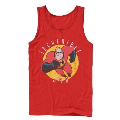 Men's The Incredibles Incredible Dad Tank Top