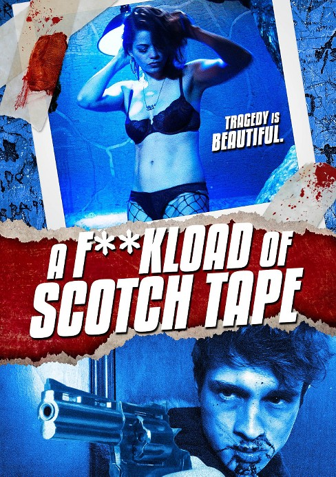 Fkload of scotch tape (DVD) - image 1 of 1