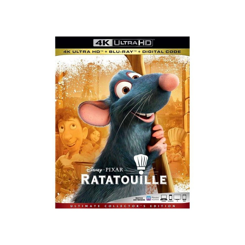Ratatouille 4k Uhd